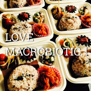 macrobiotic lunch box
